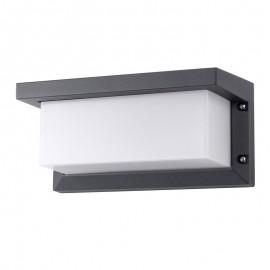 2009-E27/GF Luminaria para muro, hecha de alumino su diseño es moderno y moderno