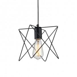 C081/NE Lampara colgante con formas geométricas, renueva tu decoración con esta lampara de la ultima tendencia
