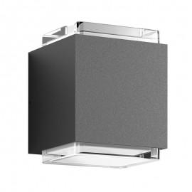 1025-LED/GF Luminaria LED para muro, por su sofisticado diseño es la pieza perfecta para embellecer cualquier ambiente