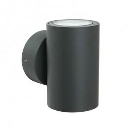 1120-LED/GF Luminaria de LED color grafito, emite la luz perfecta para tus paredes