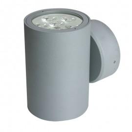 1420-LED/GR Luminaria LED en color gris para exteriores, ideal para hacer lucir un proyecto arquitectónico
