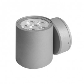 1520-LED/GR Luminaria Led color gris, la perfecta iluminación para resaltar una superficie
