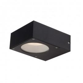 9320-LED/GF Luminaria LED para muro, al encenderla transforma espacios
