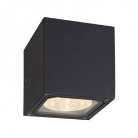 8620-LED/GF Luminaria LED para muro, ideal para destacar detalles desde arriba
