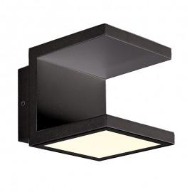 8820-LED Luminaria LED para muro, ilumina hacia arriba y hacia abajo discreta y elegante