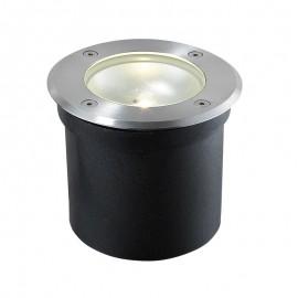 5020-LED Luminaria LED para empotrar en piso en acero inoxidable para la perfecta iluminación