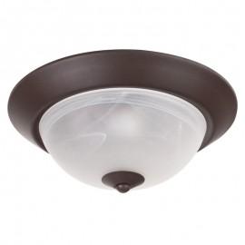 P811/CH Lámpara plafon para techo, el diseño tradicional de esta lampara es para espacios que nunca pasan de moda