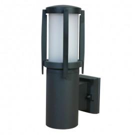 8382 Lámpara de aluminio para muro, sencilla y útil