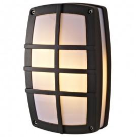 5462/GF Luminaria de aluminio, su tono grafito lo vuelve perfecto para cualquier estilo