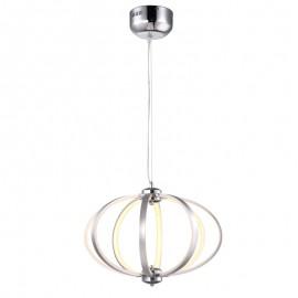 CL-5353-8-LED/SA Luminaria LED colgante, sofisticada y vanguardista para engrandecer cualquier espacio