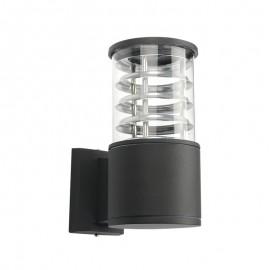 8372/GF Luminaría para muro de aluminio, moderna para iluminar exteriores con estilo