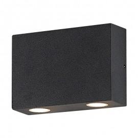 8521-LED/GF Luminaria LED, baña los muros con gran delicadeza