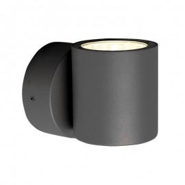 1220-LED/GF Luminaria de muro para exterior, ideal para jardines