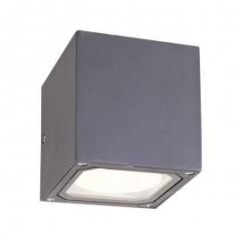 8620-LED/GR Luminaria LED para muro, diseñada para resaltar