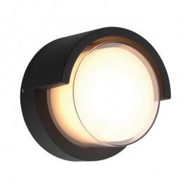 5420-LED/GF Luminaria LED redonda, idea para ambientes de exterior